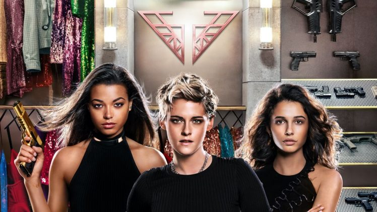 charlies angels 2019 film review