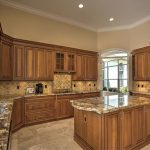 granite worktop kitchen